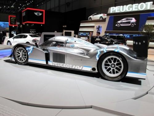 Geneva 2009 LIVE: Standul Peugeot6279