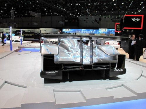 Geneva 2009 LIVE: Standul Peugeot6281