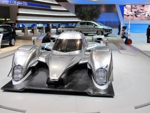 Geneva 2009 LIVE: Standul Peugeot6288