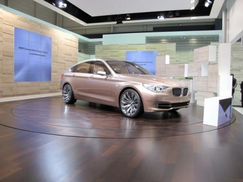 Geneva LIVE: BMW a prezentat noul Seria 5 GT concept6167