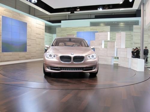 Geneva LIVE: BMW a prezentat noul Seria 5 GT concept6171