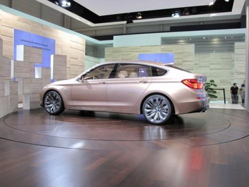 Geneva LIVE: BMW a prezentat noul Seria 5 GT concept6184