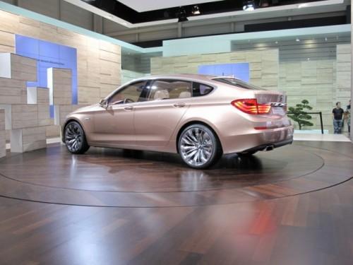 Geneva LIVE: BMW a prezentat noul Seria 5 GT concept6185