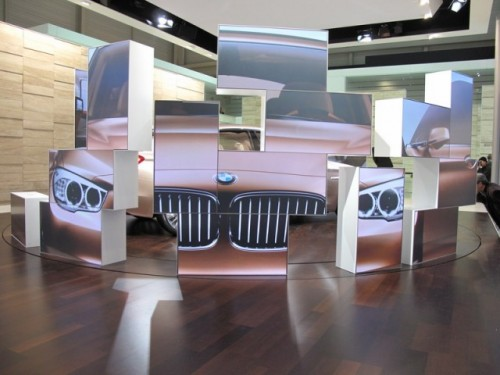 Geneva LIVE: BMW a prezentat noul Seria 5 GT concept6190