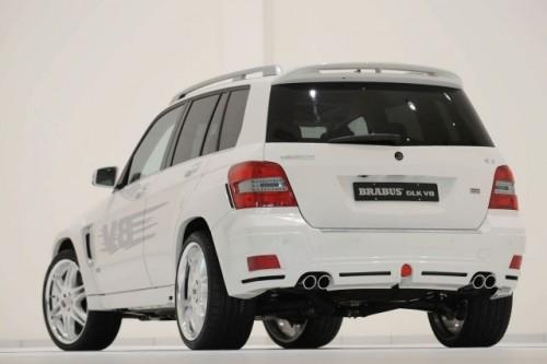 Brabus GLK V8 prezentat la salonul auto de la Geneva!6142