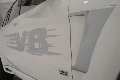 Brabus GLK V8 prezentat la salonul auto de la Geneva!6147