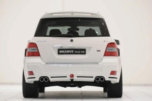 Brabus GLK V8 prezentat la salonul auto de la Geneva!6149
