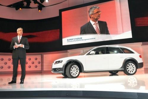 Audi lanseaza modelul A4 Allroad la Geneva!6128