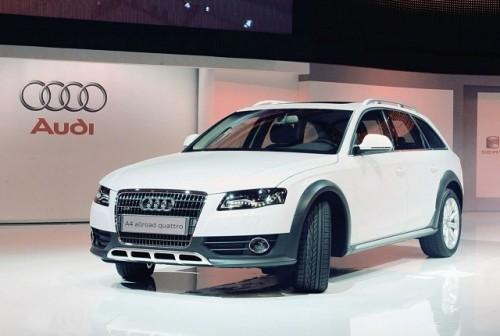 Audi lanseaza modelul A4 Allroad la Geneva!6131