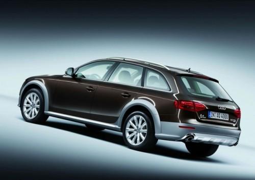 Audi lanseaza modelul A4 Allroad la Geneva!6138