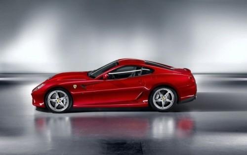 Ferrari 599 HGTE dezvelit la salonul auto de la Geneva!6123
