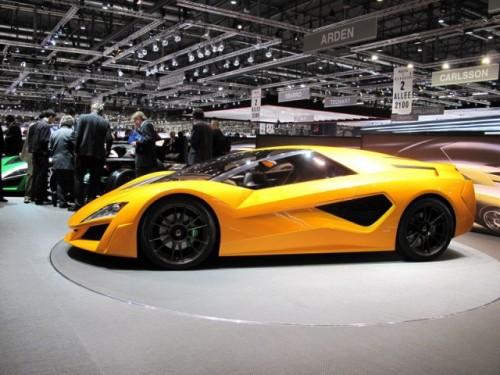Cele mai tari masini expuse la Geneva!6024