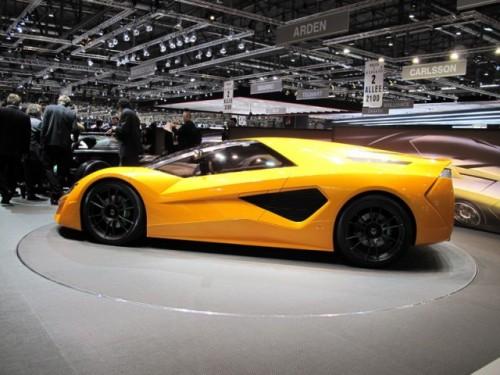 Cele mai tari masini expuse la Geneva!6026