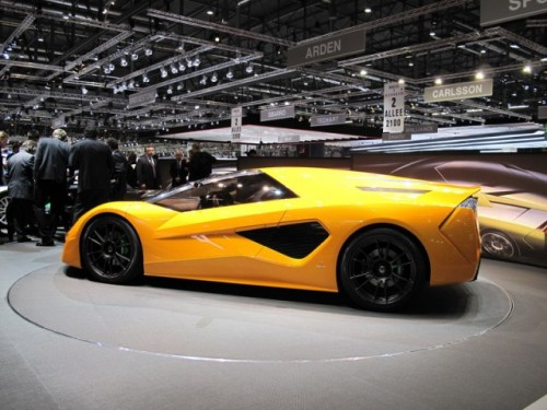Cele mai tari masini expuse la Geneva!6027