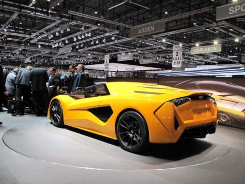 Cele mai tari masini expuse la Geneva!6030