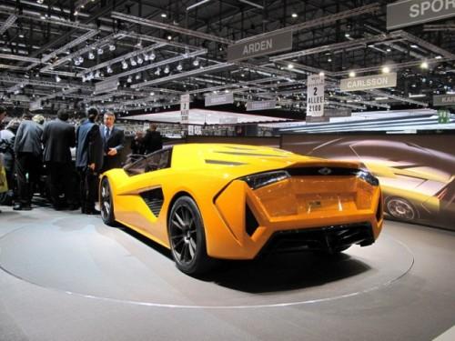 Cele mai tari masini expuse la Geneva!6033