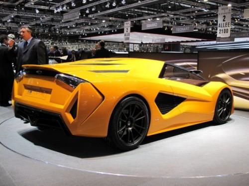 Cele mai tari masini expuse la Geneva!6038