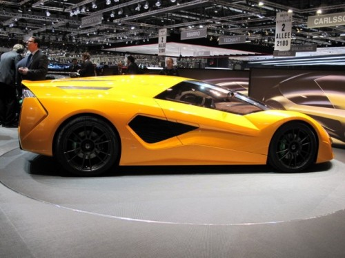Cele mai tari masini expuse la Geneva!6042