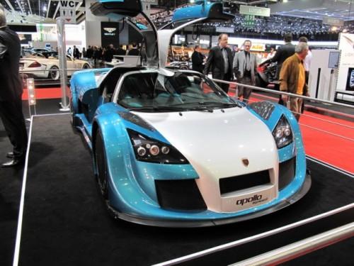 Cele mai tari masini expuse la Geneva!6053