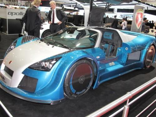 Cele mai tari masini expuse la Geneva!6056