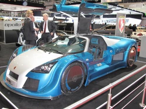 Cele mai tari masini expuse la Geneva!6057