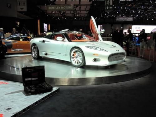 Cele mai tari masini expuse la Geneva!6073