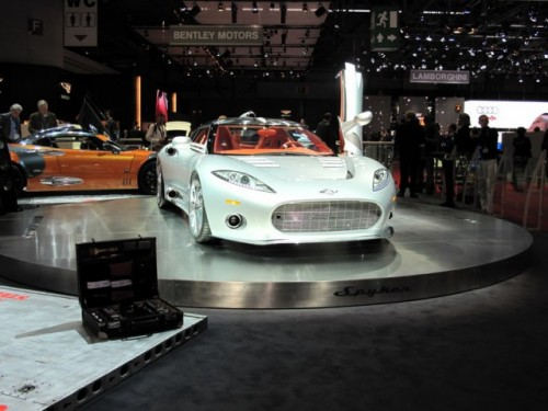 Cele mai tari masini expuse la Geneva!6075