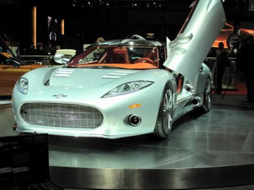 Cele mai tari masini expuse la Geneva!6077