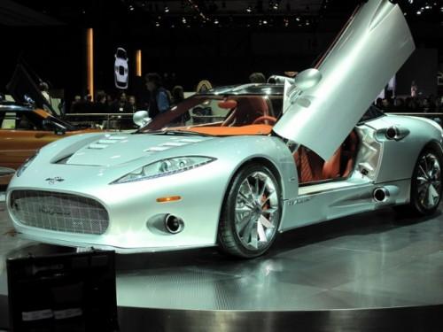 Cele mai tari masini expuse la Geneva!6078