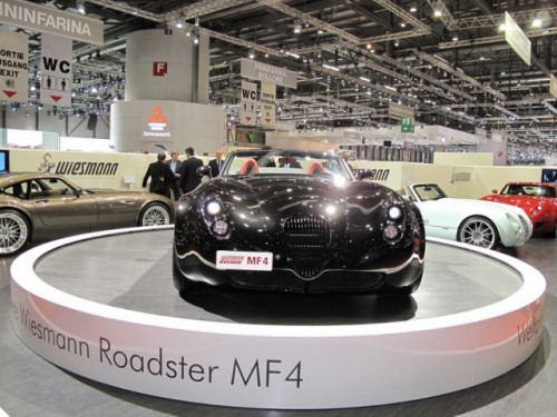 Cele mai tari masini expuse la Geneva!6102