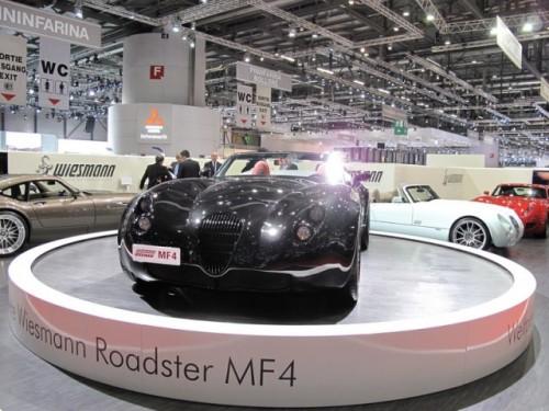 Cele mai tari masini expuse la Geneva!6103