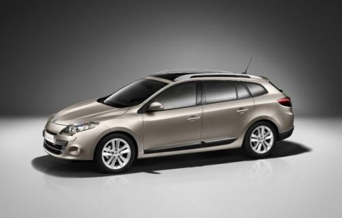 Renault a prezentat noul Megane break6000