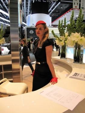 Galerie Foto: Fetele Salonului Auto de la Geneva (1)5960