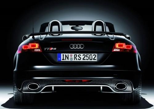 Geneva LIVE: Noul Audi TT RS5901