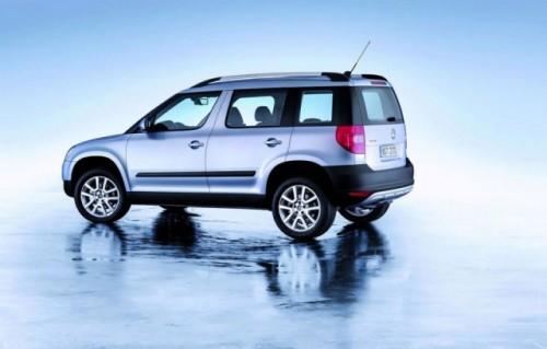 Geneva LIVE: Yeti, primul SUV Skoda5891