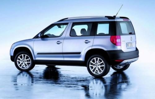 Geneva LIVE: Yeti, primul SUV Skoda5892