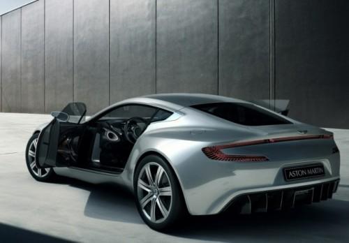 Geneva LIVE: Noul Aston Martin One-775886