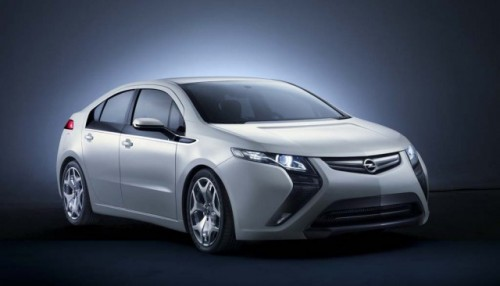Prima premiera mondiala la Geneva - Opel Ampera prezentat oficial!5848