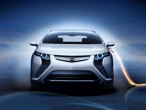 Prima premiera mondiala la Geneva - Opel Ampera prezentat oficial!5854