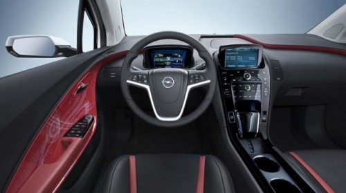 Prima premiera mondiala la Geneva - Opel Ampera prezentat oficial!5857