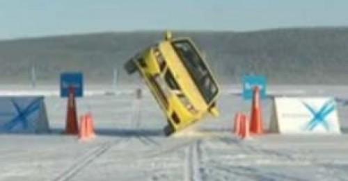 Distractie in zapada cu cei de la Saab!5847