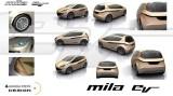 Masina universala a viitorului - Mila EV Concept!5845