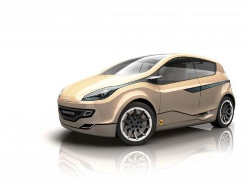 Masina universala a viitorului - Mila EV Concept!5842