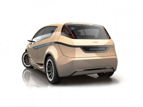 Masina universala a viitorului - Mila EV Concept!5843