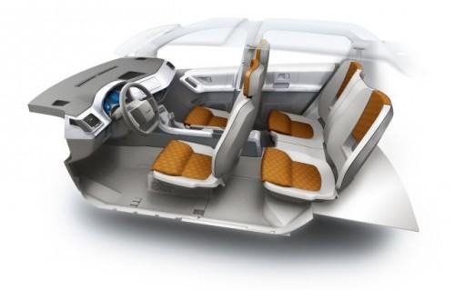Masina universala a viitorului - Mila EV Concept!5846