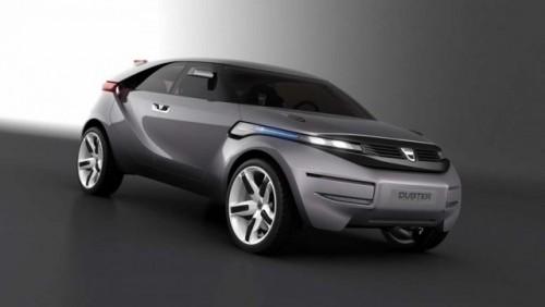 Iti lasa praf in ochi - Dacia Duster concept!5811