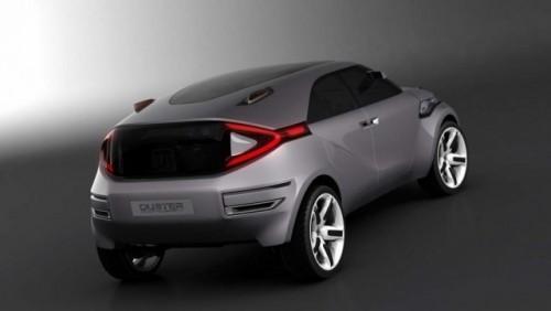 Iti lasa praf in ochi - Dacia Duster concept!5812