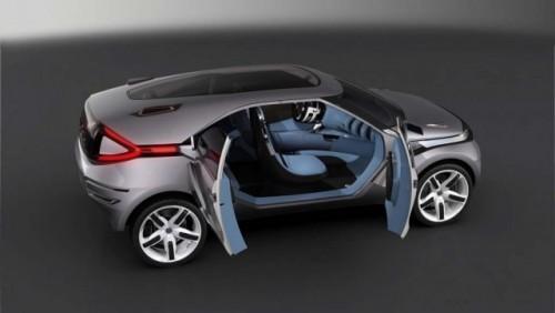 Iti lasa praf in ochi - Dacia Duster concept!5816