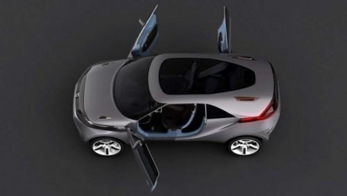Iti lasa praf in ochi - Dacia Duster concept!5817