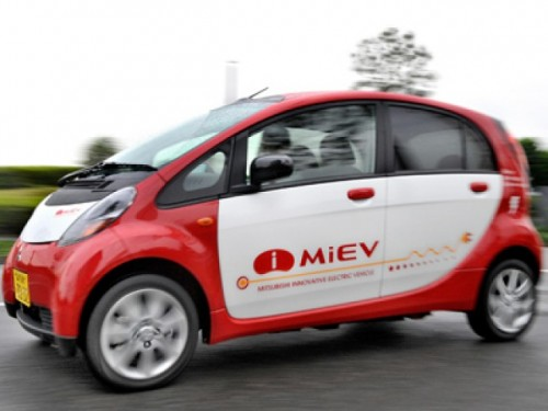 PSA Peugeot Citroen va lansa masini electrice pe piata europeana5782